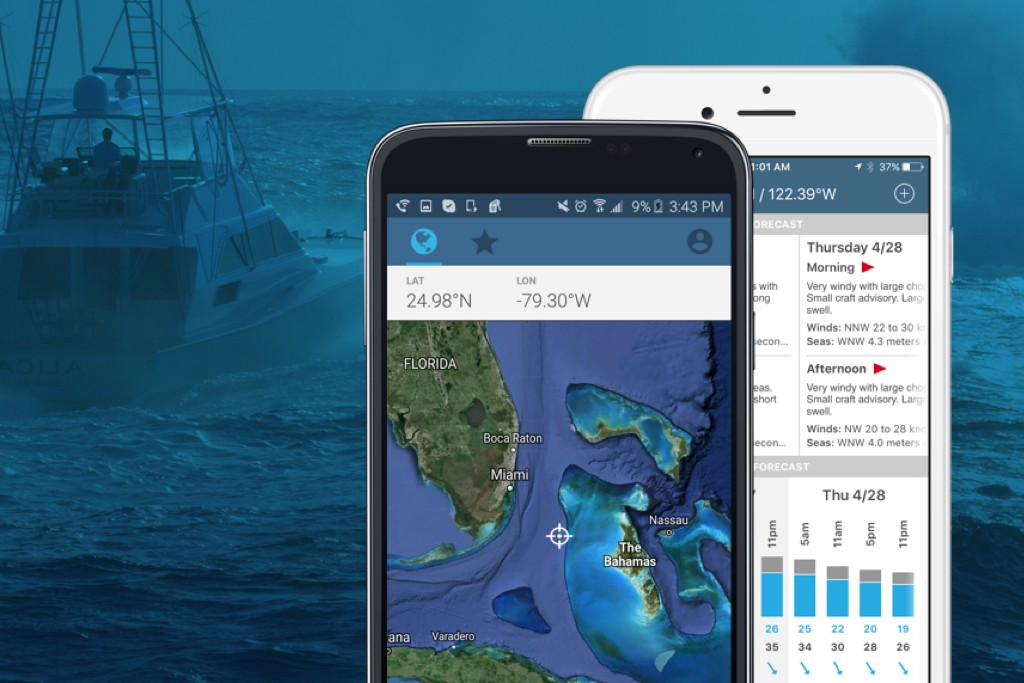 Buoyweather | Accurate Marine Weather Forecasts